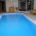 Innere Schwimmbecken